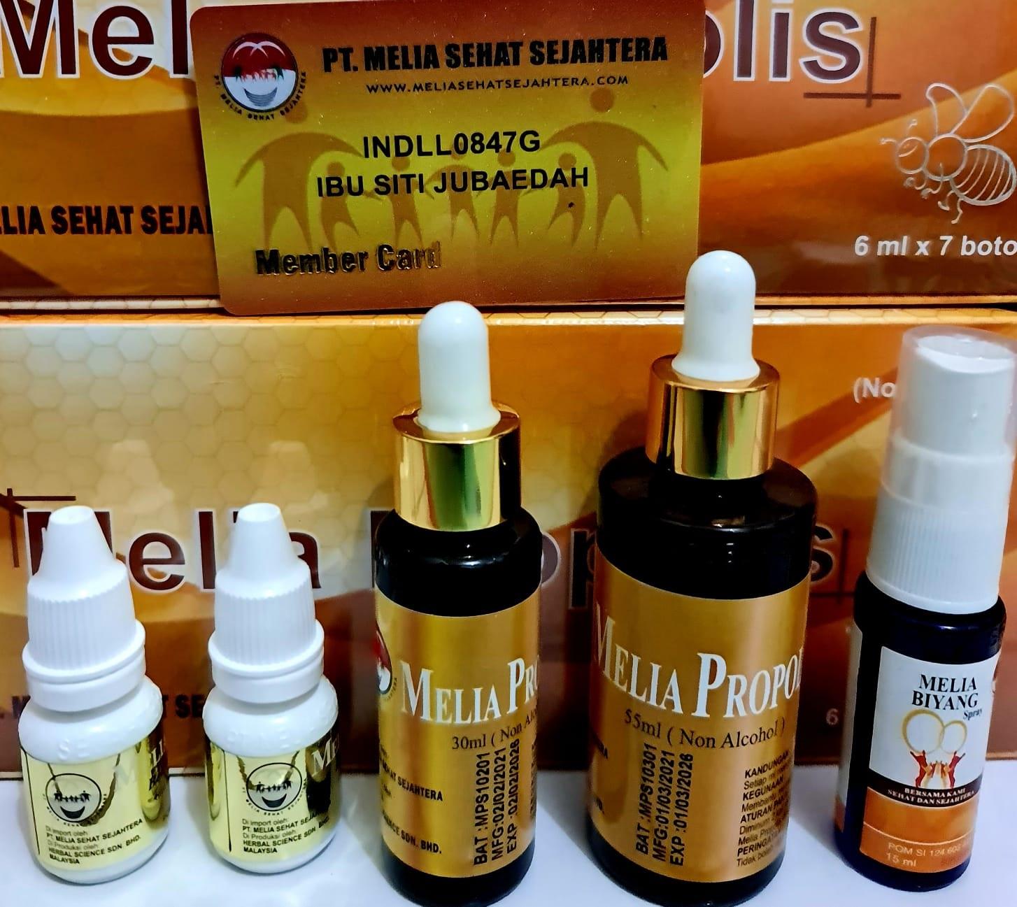 harga produk melia propolis